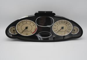 Rover 75 een display